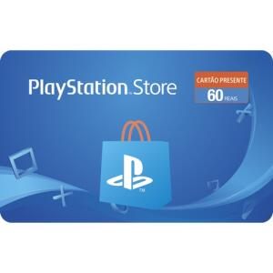 Gift Card Digital Sony Playstation R$ 60 por R$30