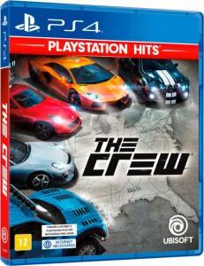 The Crew | PlayStation Hits [PS4] (Versão Nacional) | R$30