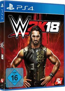 WWE 2K18 | PlayStation 4 - R$30