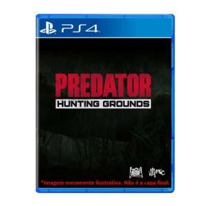 Predator - Hunting Grounds   PlayStation 4 - R$127