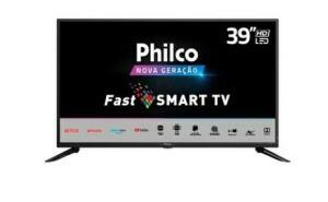 Smart TV LED 39 ́ Philco PTV39G50S - R$950