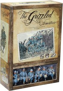 The Grizzled: Armistício Galápagos Jogos | R$270