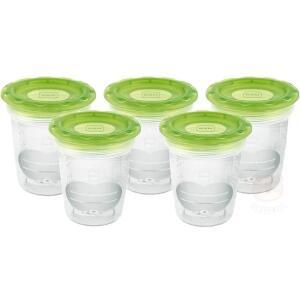 [Prime] Kit Potes de Armazenamento, MAM, | R$38