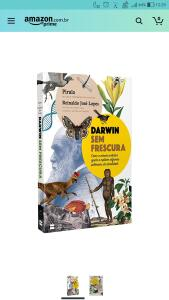 [PRIME] Darwin sem frescura (Português) Capa comum