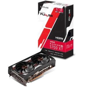 Placa de Vídeo Sapphire AMD Radeon RX 5700 XT 8GB, GDDR6 | R$2.185
