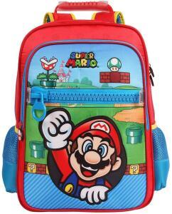 Mochila Nintendo Super Mario, 11543, DMW Bags | R$90