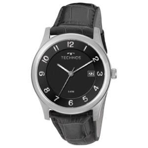 Relógio Technos Masculino Classic Steel GM10YL/0P R$ 109