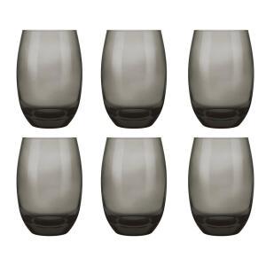 Conjunto de Copos Long Drink SM Aruba 465ml – 6 Peças | R$28