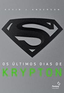 Os últimos dias de Krypton - R$22