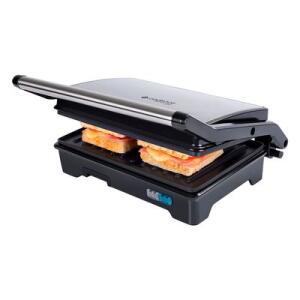 Grill Cadence Multiuso Grl615 750W Prata E Preto 110V | R$90
