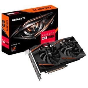 Placa de Vídeo Gigabyte AMD Radeon RX 570 Gaming, 4GB, GDDR5, REV 2.0 - GV-RX570GAMING-4GD - R$710