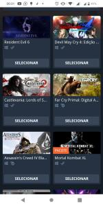 Nuuvem Select Bronze 2 jogos pelo preço de 1! PC Game | R$36