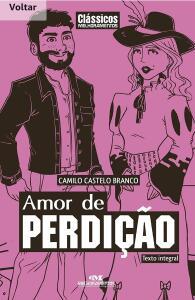 E-book: Amor de perdição, Camilo Castelo Branco