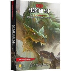 Dungeons & Dragons - Starter Set - Galapagos | R$56