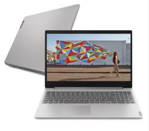 Notebook Lenovo Ultrafino ideapad S145 i7-8565U 8GB 1TB Linux   R$2879