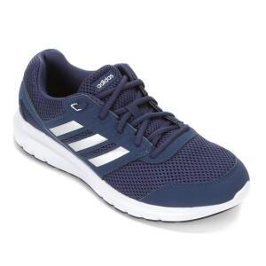 Tênis Adidas Duramo Lite 20 Masculino - Marinho e Branco