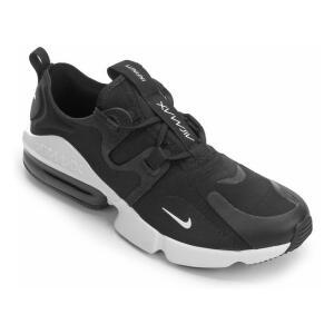 Tênis Nike Air Max Infinity Masculino - Preto e Branco