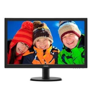 "Monitor 27"" LED Full HD - Philips R$ 809"