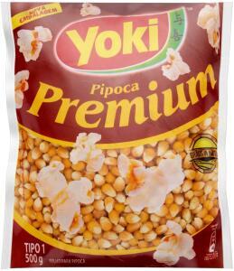 [Prime]Pipoca Premium Yoki 500g