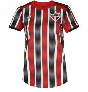 Camisa do São Paulo II 2019 adidas - Feminina