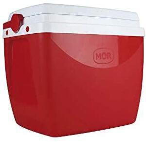 Caixa Térmica 18 Litros - Vermelha