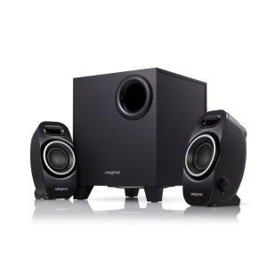 Caixa de Som - 2.1 - Creative SBS A250 Black 2.1