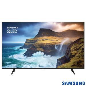 "Smart TV 4K UHD Samsung QLED 55"" QN55Q70RAGXZD"