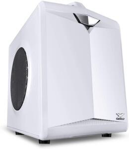 Gabinete Gamer Cubo Vx Gaming Cube Com Janela Em Malha Metálica | R$ 159