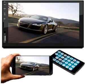 Central Multimídia Bluetooth E Espelhamento Android, H-Tech, Ht-3019 | R$ 331