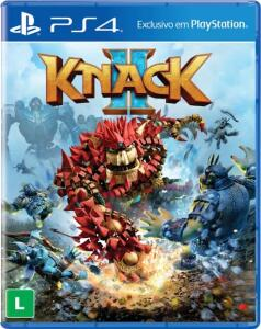 [PS Store Alemanha] Knack 2 PS4   Mídia Digital   GRÁTIS