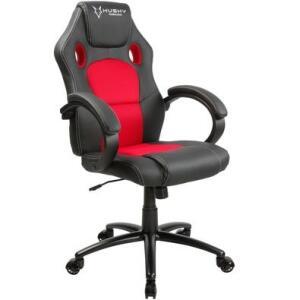 Cadeira Gamer Husky Snow Black Red