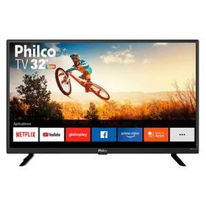 "Smart TV LED 32"" Philco PTV32G52S HD | R$766"