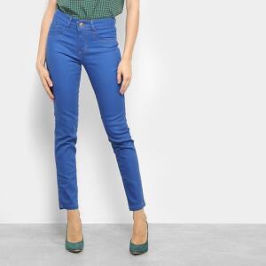 Calça Jeans Skinny Chocomenta Feminino