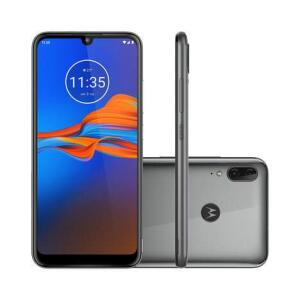 Smartphone Motorola Moto E6 Plus 64GB | R$ 739