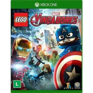 Jogo Lego Marvel Vingadores - Xbox One Game | R$8