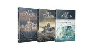 Kit Tolkien - O Silmarillion, Beren e Luthien e A Queda de Gondolin | R$ 88