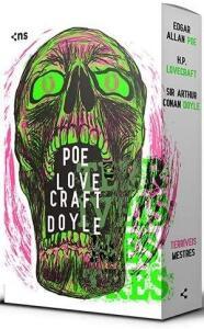 Box Terríveis Mestres (Lovecraft + Poe + Doyle)