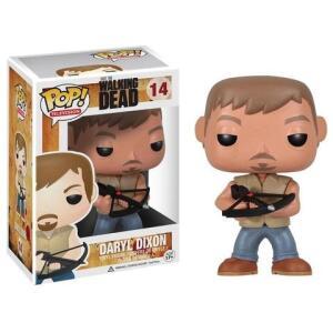 Daryl Dixon - Funko Pop The Walking Dead | R$60