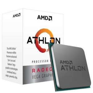 Processador AMD Athlon 3000G - R$339