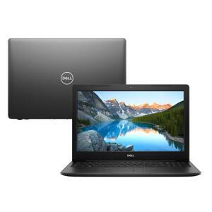 "Notebook Dell Core i5-8265U 8GB 1TB Tela HD 15.6"" Linux Inspiron I | R$2699"