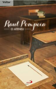 E-book: O Ateneu, Raul Pompéia