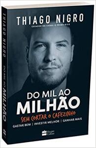 Livro - Do Mil ao Milhão. Sem Cortar o Cafezinho R$22