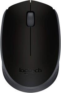 Mouse Logitech M170 Wireless Preto - 910-004940