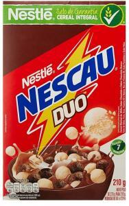 [PRIME] Cereal Matinal Duo Nescau 210g