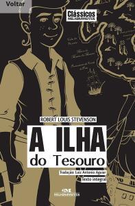 E-book: A ilha do tesouro, Robert Louis Stevenson