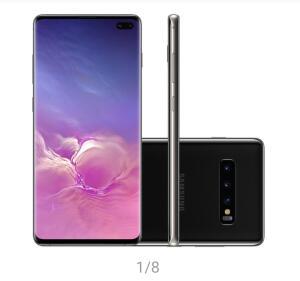 (Baixou) Galaxy S10 Plus 128GB - Clube da Lu - A Vista