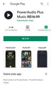 PowerAudio Plus Music