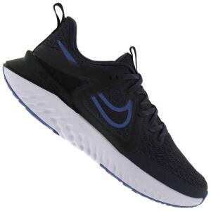 Tênis Nike Legend React 2 Cinza Escuro – Masculino   R$224,99