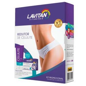 Kit Lavitan Beauty 60 Cápsulas + Creme Redutor De Celulite 200ml