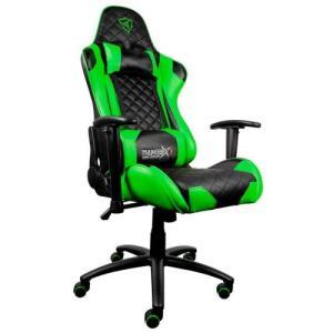 Cadeira Gamer Thunderx3 Profissional TGC12 Verde/Preto   R$ 822